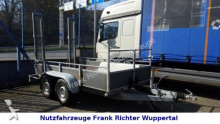 used Hapert light trailer