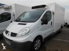 used Renault negative trailer body refrigerated van