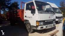 used Mitsubishi dropside flatbed van