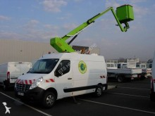 used Renault telescopic platform commercial vehicle