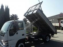 used Isuzu three-way side tipper van