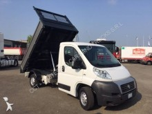 used Fiat three-way side tipper van