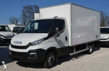 new Iveco insulated refrigerated van