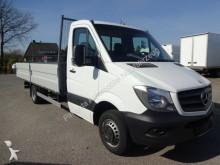 used Mercedes dropside flatbed van