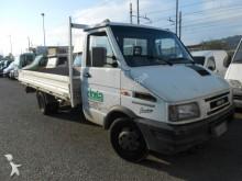 used Iveco dropside flatbed van