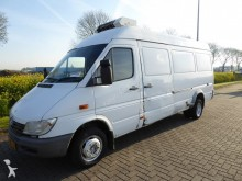 used Mercedes insulated refrigerated van