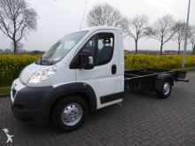 used Peugeot chassis cab