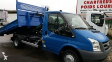 used ampliroll tipper van