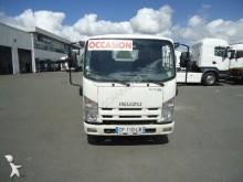 used Isuzu dropside flatbed van