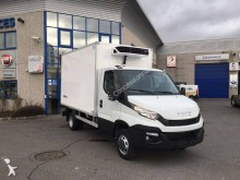new Iveco positive trailer body refrigerated van