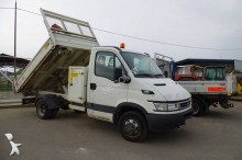 used Iveco two-way side tipper van
