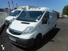 used Opel refrigerated van