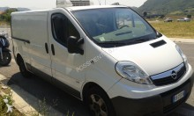used Opel insulated refrigerated van