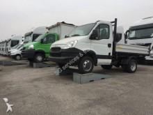 new Iveco three-way side tipper van