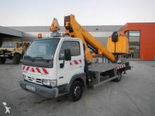 used Nissan platform commercial vehicle