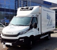 new Iveco refrigerated van