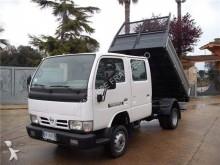 Nissan Cabstar 2.5 td doppia cabina ribaltabile trilaterale