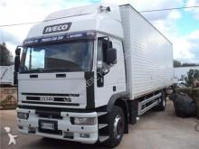 Iveco LKW/TRUCKS Eurotech 180e30 furgonatura e pedana