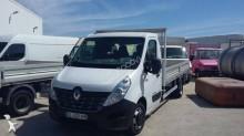 used Renault dropside flatbed van