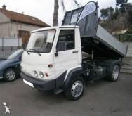 used Effedi three-way side tipper van