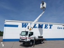 used telescopic platform commercial vehicle