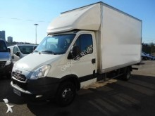 used Iveco large volume box van