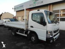 used Mitsubishi Fuso standard tipper van