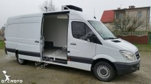 used Mercedes positive trailer body refrigerated van
