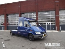 used Mercedes tow van