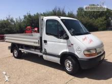 used Renault flatbed van