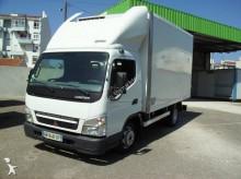 used Mitsubishi Fuso negative trailer body refrigerated van