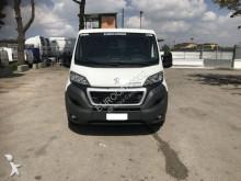 used Peugeot refrigerated van