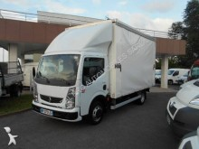 used Renault curtainside van