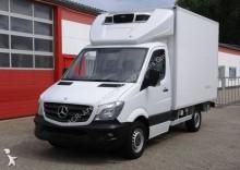 used Mercedes negative trailer body refrigerated van