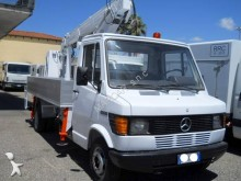used Mercedes articulated platform commercial vehicle