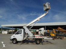 used Mercedes platform commercial vehicle