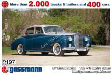 Rolls-Royce Silver Cloud II / Saloon with division SHD/Klima