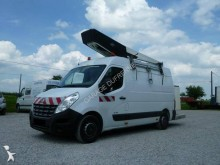 used Renault telescopic articulated platform commercial vehicle