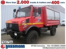 Unimog U435 - 1300L 4x4 Front und Heckseilwinde