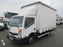 used curtainside van