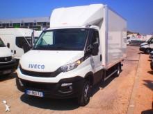 used Iveco large volume box van