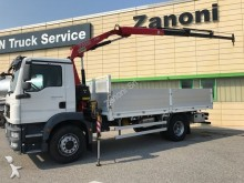 used MAN dropside flatbed van