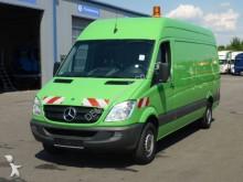 used Mercedes cargo van