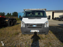 used Ford two-way side tipper van