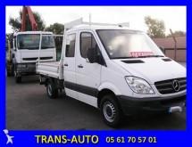 used Mercedes flatbed van
