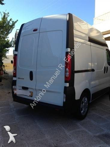 utilitaire frigo renault trafic l2h1 2 0l dci 115 cv occasion n 1129162. Black Bedroom Furniture Sets. Home Design Ideas