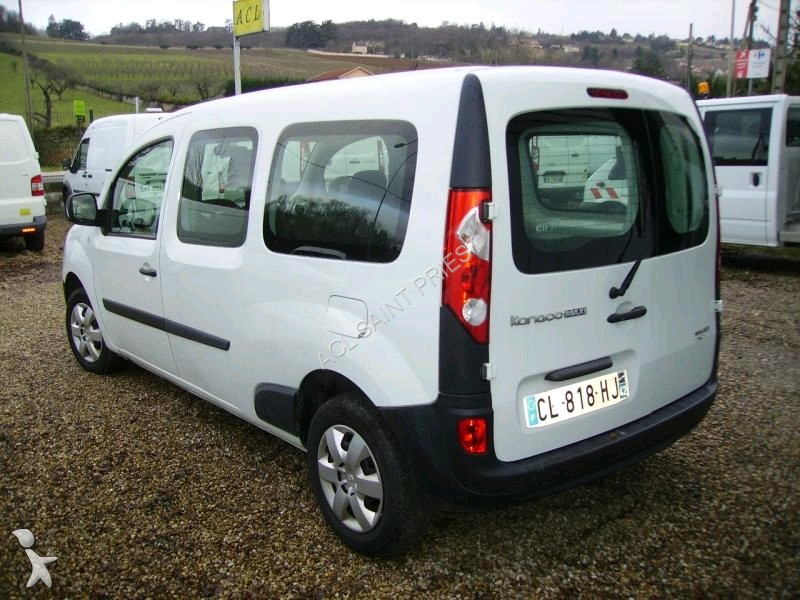 fourgon utilitaire renault kangoo long 1 5 dci occasion. Black Bedroom Furniture Sets. Home Design Ideas