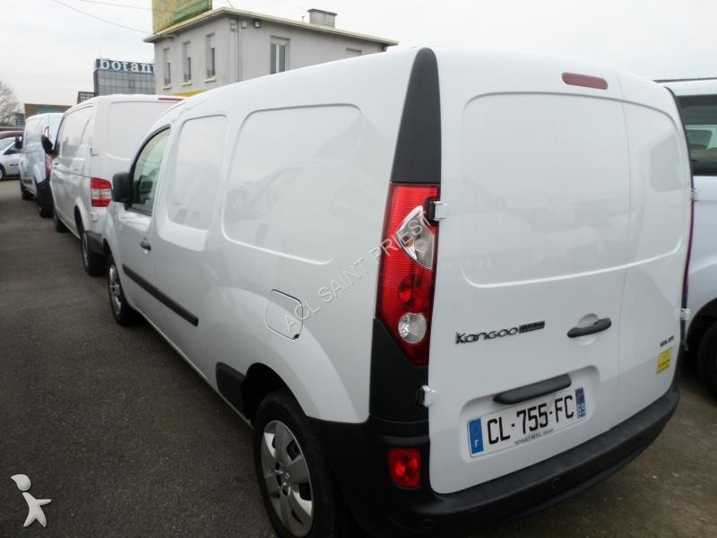 fourgon utilitaire occasion renault kangoo long 1 5 dci 90. Black Bedroom Furniture Sets. Home Design Ideas