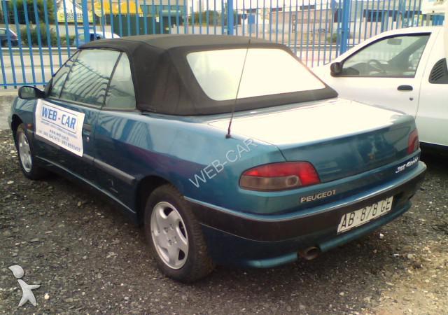 Peugeot 306, sedanas, 1994