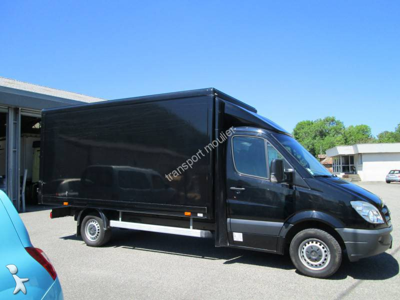 mercedes sprinter occasion mercedes sprinter utilitaire html autos weblog. Black Bedroom Furniture Sets. Home Design Ideas